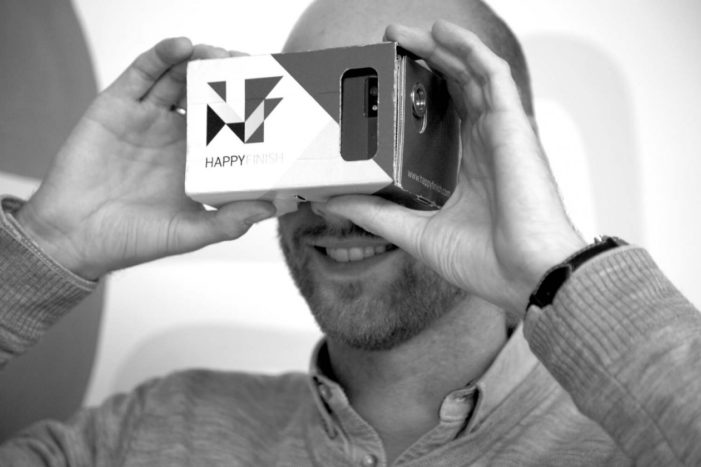 Happy Finish & GroupM APAC Sign Strategic VR Agreement