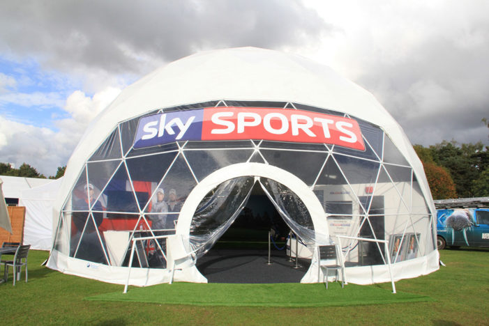 RPM ensure Sky Sports are on 'par' with The British Masters