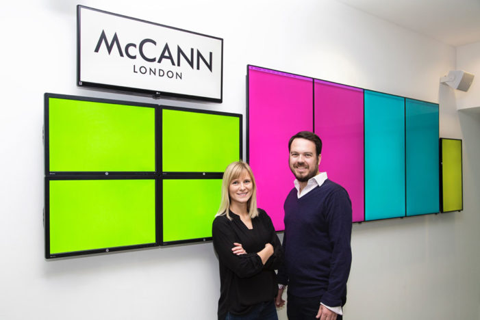 McCann London boosts digital capabilities with strategic and editorial hires