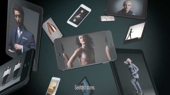 """RKCR/Y&R design """"The Art Of"""" spot for M&S products"""