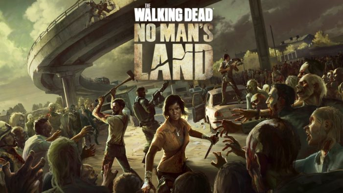 The Walking Dead and Next Games partner to launch the show's first official mobile game