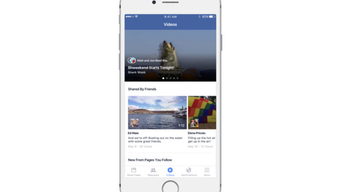 Facebook Prepping Suggested Video Feature