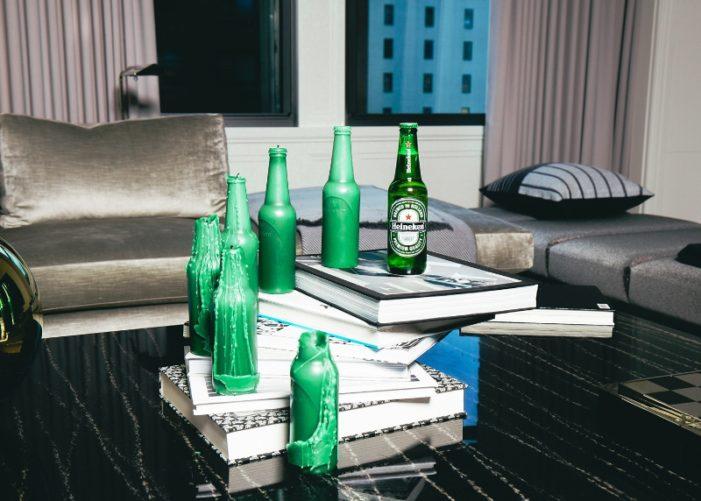 Heineken & Miami's Alchemist Introduce Six-Pack of Handmade Candles For #Heineken100 Program