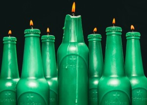 HEINEKEN USA Inc Alchemist Candles 3