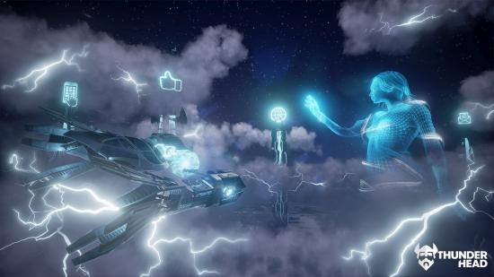 AMV BBDO's Thunderhead VR Experience Takes Festival of Marketing by Storm