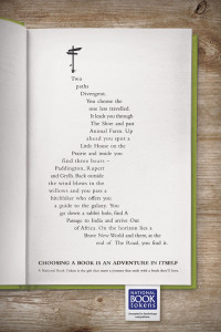 Choosing-a-book-is-an-adventure-in-itself---National-Book-Tokens-AD