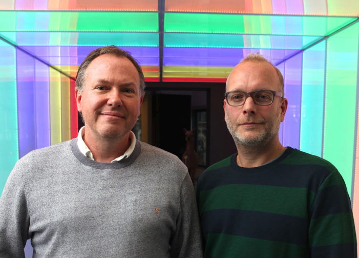 Karmarama hires Adam Kean and Adam Whitaker to senior creative roles