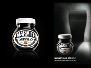 Marmite Guiness