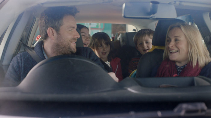 McDonald's UK launches fun new festive campaign with a twist