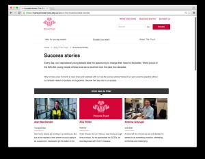 Princes Trust site 3