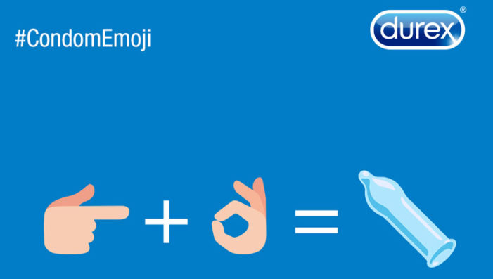 Durex launches #CondomEmoji campaign ahead of World AIDS Day