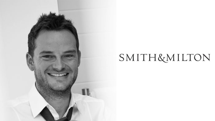 Smith & Milton brings in international creative heavyweight Rob Wade as group creative director