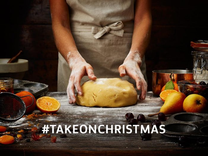 Lurpak urges the UK to #TakeOnChristmas with new online festive campaign
