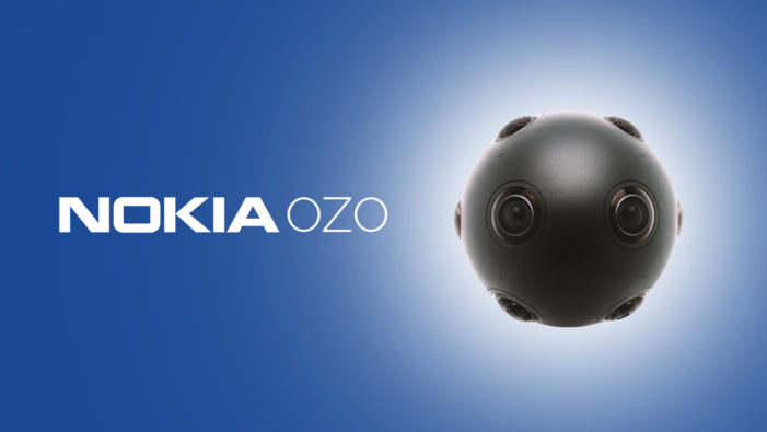 Nokia unveils the fruits of its post-mobile strategy – a $60,000 VR camera for filmmakers