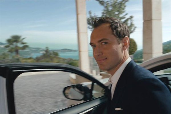 Jude Law Lives the Lexus Life in New Campaign from CHI&Partners