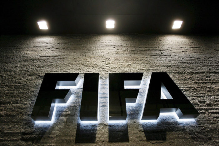 Top FIFA sponsors pen open letter to executive committee