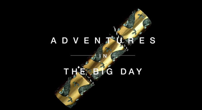 Marks & Spencer launches 'Adventures in Christmas' festive food campaign