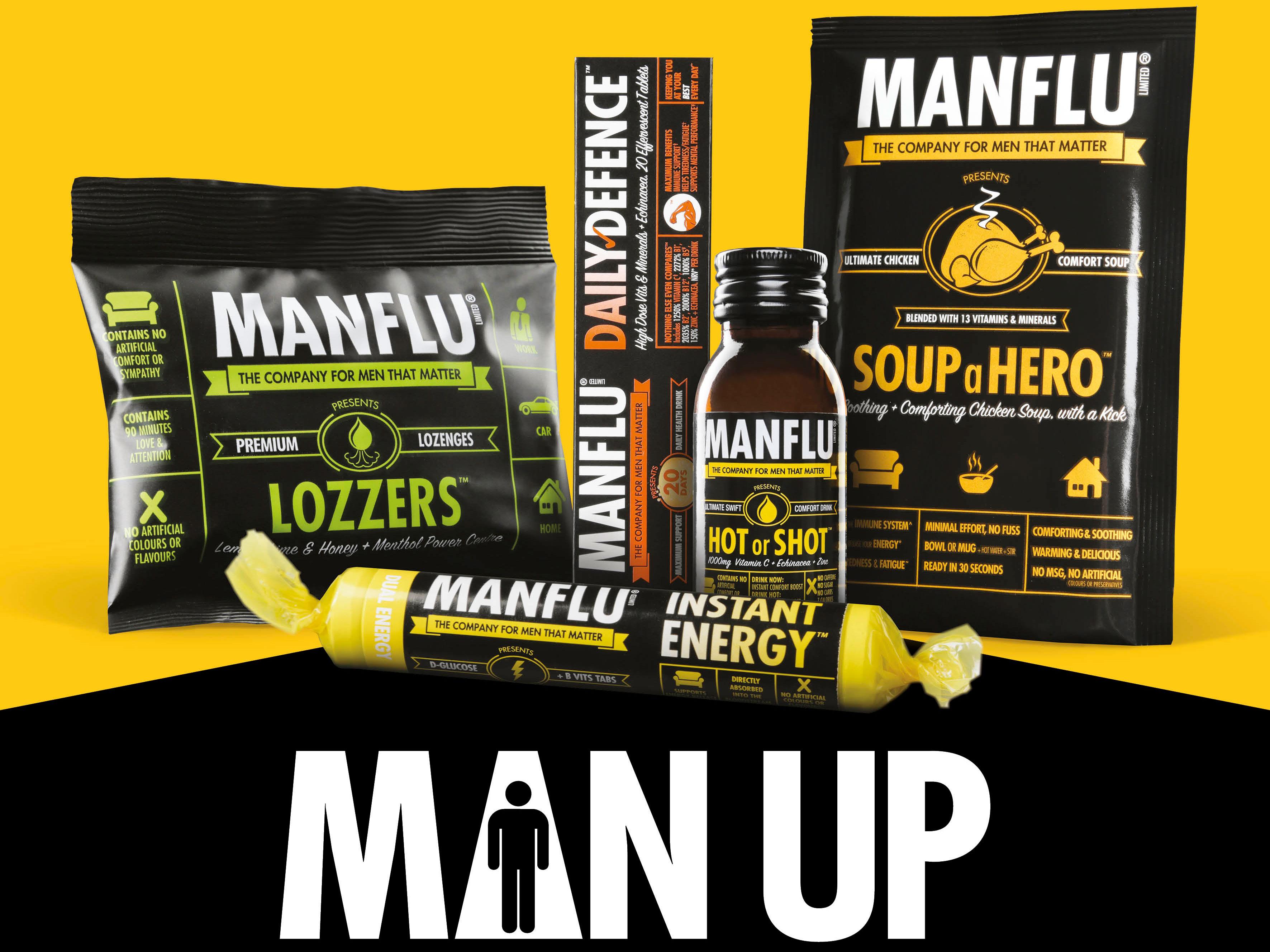 MANFLU pick Matta to launch outdoor creative