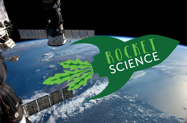 RHS sends rocket seeds into space with British astronaut Tim Peake