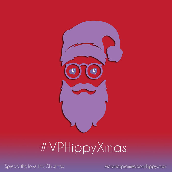 Victoria's Promise Shares the Love this Christmas with #VPHippyXmas Campaign