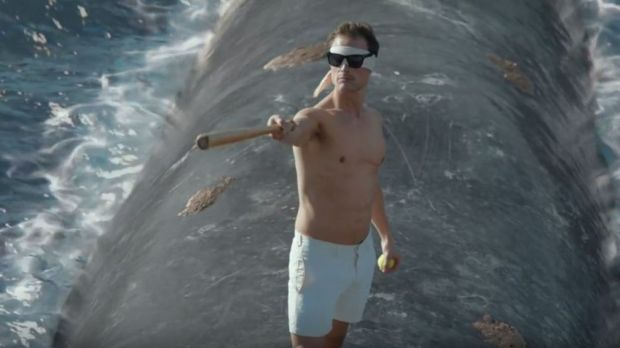 Wieden + Kennedy Portland Get Intense with Two New Old Spice Spots