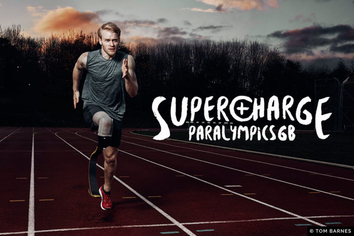 Public urged to 'Supercharge ParalympicsGB' in major new fundraising campaign
