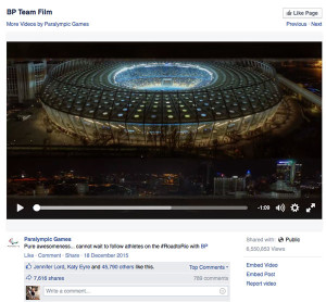 Paralympic-Games-Facebook-Page-6.5-Million-Views
