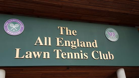 The All England Lawn Tennis Club Appoints McCann London
