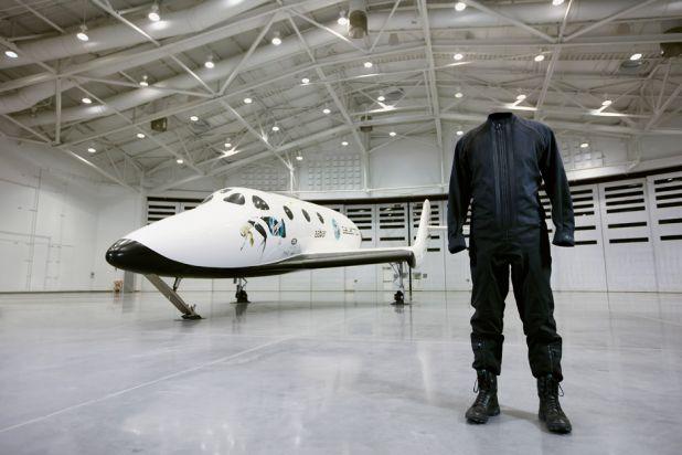 Adidas Y-3 unveils Yohji Yamamoto- designed Virgin Galactic space suits