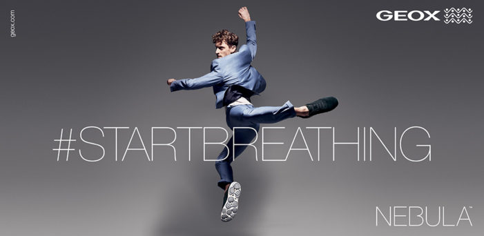 Doner London Breathes New Life into Geox with a Global Campaign Directed By World Renowned Photographer Rankin