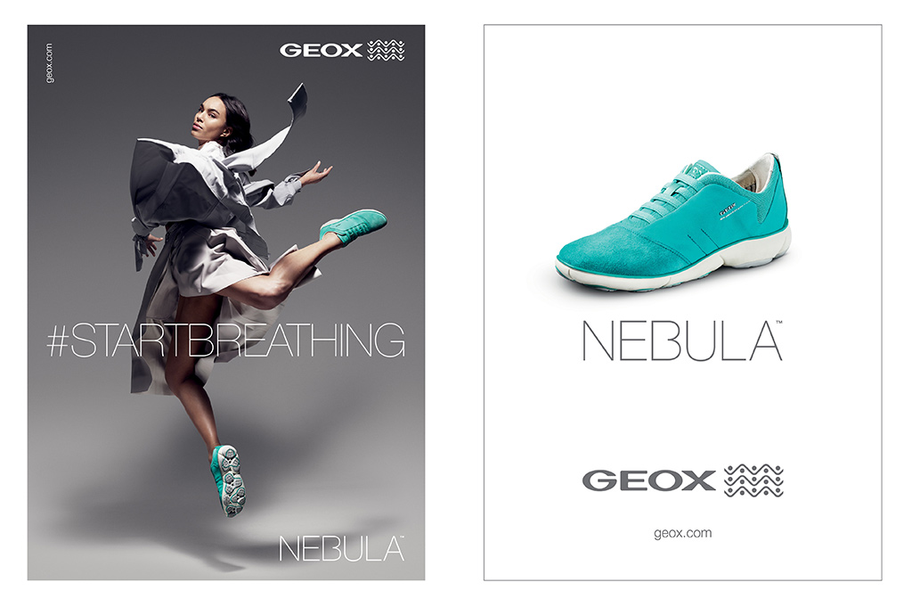 3f3fe3690e9 Doner London Breathes New Life into Geox with a Global Campaign ...