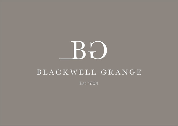 Love Expressed – Sedley Place Unveils a Brand Identity for Blackwell Grange