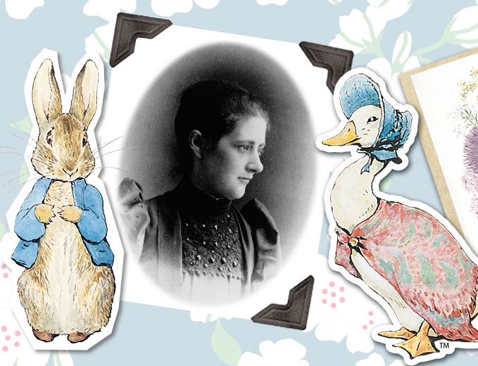 Penguin Random House hires Taylor Herring for Beatrix Potter campaign