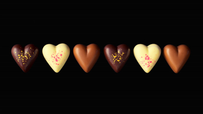 M&S celebrates indulgent food for loved ones in new Valentine's Day campaign