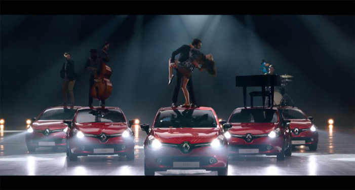 Publicis London Celebrates 25 Years of Renault Clio