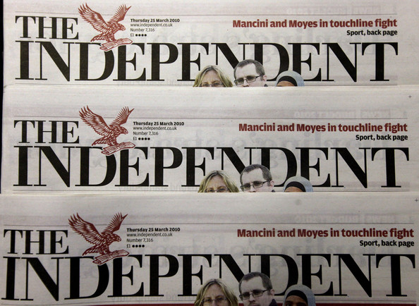 UK's Independent newspapers to close in March