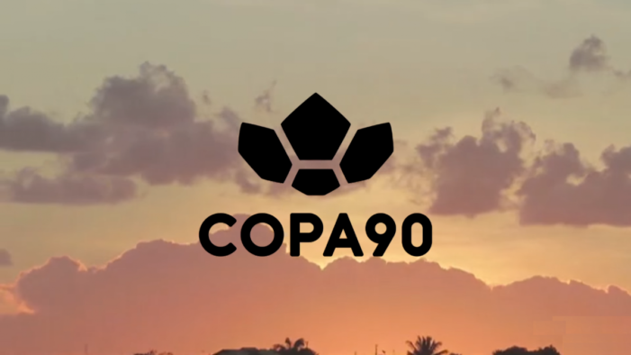 Copa90 launches fan driven pop-up store