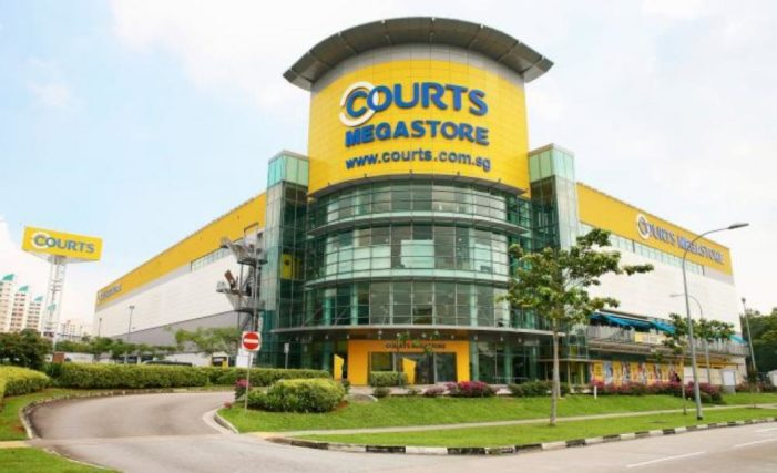 OLIVER lands Courts in Singapore and Malaysia