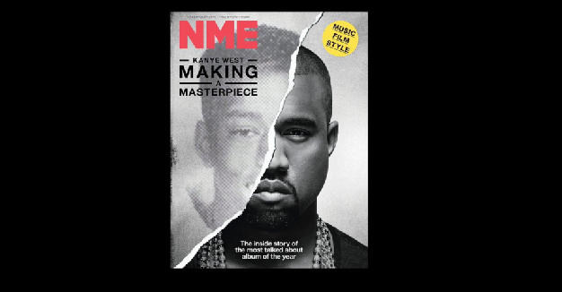 NME unveils Making a Murderer-style Kanye West cover as it reaches highest ever circulation
