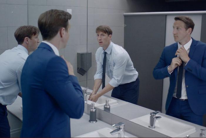 Nivea Men pastiches Dostoevsky classic The Double for new ad campaign