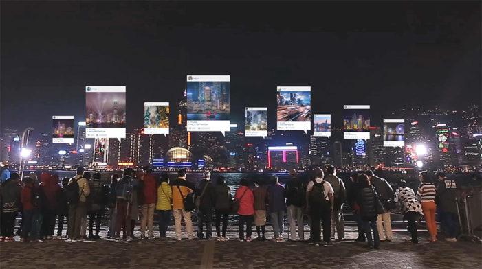 Cheil Hong Kong creates Samsung #BeTheirEyes — an idea that translates social photos into printed braille