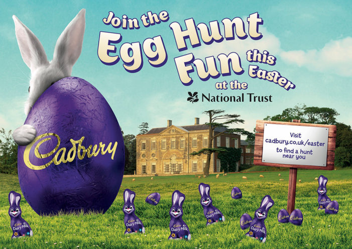 RPM & Cadbury Launch Nationwide Easter Egg Hunts in the UK