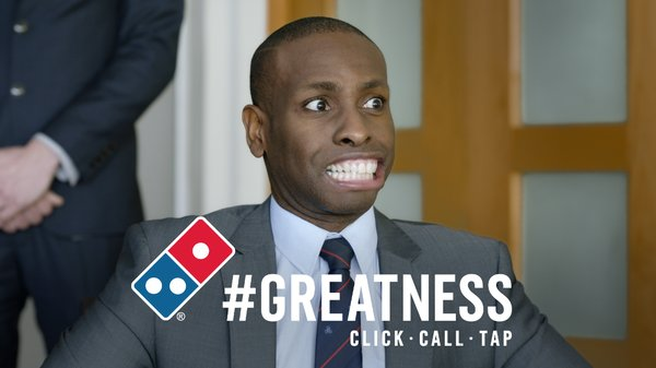 Domino's Launches the Latest Greatness Campaign Created by Iris