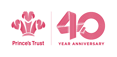 The Prince's Trust launches campaign to celebrate 40th Anniversary