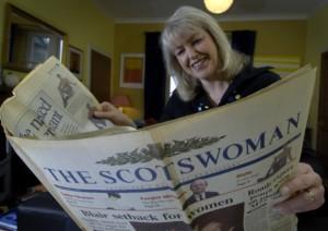 Scotswoman