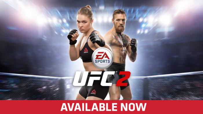 EA Sports announces the official launch of UFC 2