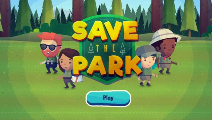 American Express helps launch mobile game that encourages players to take care of national parks
