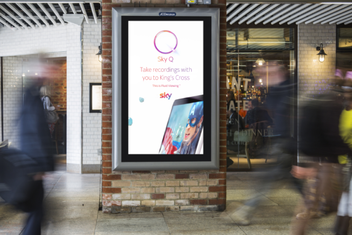 Sky targets commuters with contextual ads in programmatic Sky Q campaign