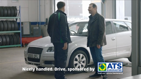 ATS Euromaster sponsors new ITV series, Drive