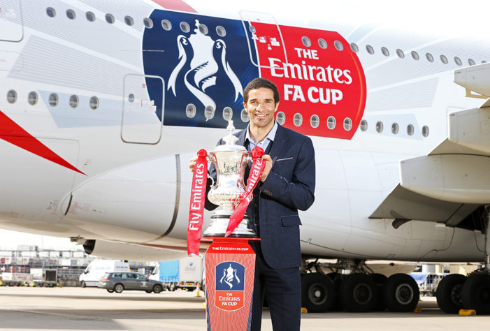 The Emirates FA Cup Reaches New Heights